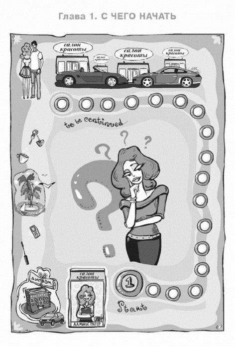 Иллюстрация 1 из 2 для Женщина в красивом бизнесе: Как организовать и привести к успеху предприятие индустрии красоты - Орлова, Мовилло | Лабиринт - книги. Источник: Лабиринт