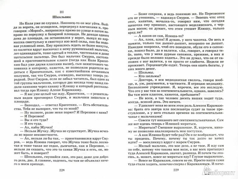 Иллюстрация 1 из 7 для Братья Карамазовы. В 2-х томах. Том 2 - Федор Достоевский | Лабиринт - книги. Источник: Лабиринт