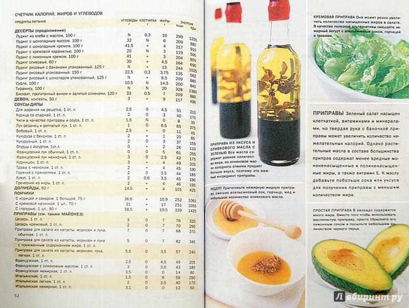 Иллюстрация 1 из 7 для Счетчик калорий, жиров и углеводов. Руководство по здоровому питанию | Лабиринт - книги. Источник: Лабиринт
