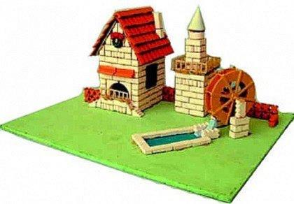 Иллюстрация 1 из 2 для Строим город. Мельница | Лабиринт - игрушки. Источник: Лабиринт