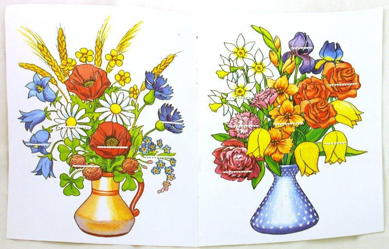 занятия для детей собираем цветы для мамы Оригинальный клей: Гарантия