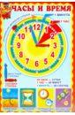 Плакат Часы и время