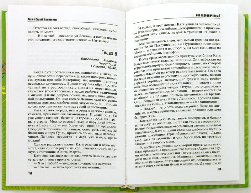 Иллюстрация 1 из 3 для Кот недовинченный - Литвинова, Литвинов | Лабиринт - книги. Источник: Лабиринт