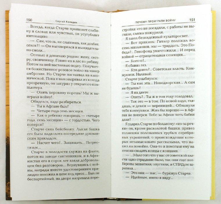 Иллюстрация 1 из 10 для Почему проиграли войну - Сергей Каледин | Лабиринт - книги. Источник: Лабиринт