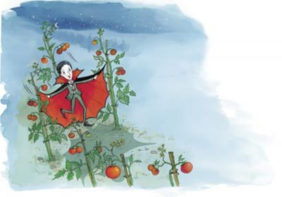 Иллюстрация 5 из 25 для Вампиренок из Бомарцо - Армидо Бранка | Лабиринт - книги. Источник: Лабиринт