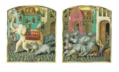 Иллюстрация 1 из 75 для Огненный дракон - Эдит Несбит | Лабиринт - книги. Источник: Лабиринт