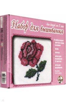 Набор для вышивания Роза (00317) набор для вышивания dimensions восточная элегантность 30 х 46 см