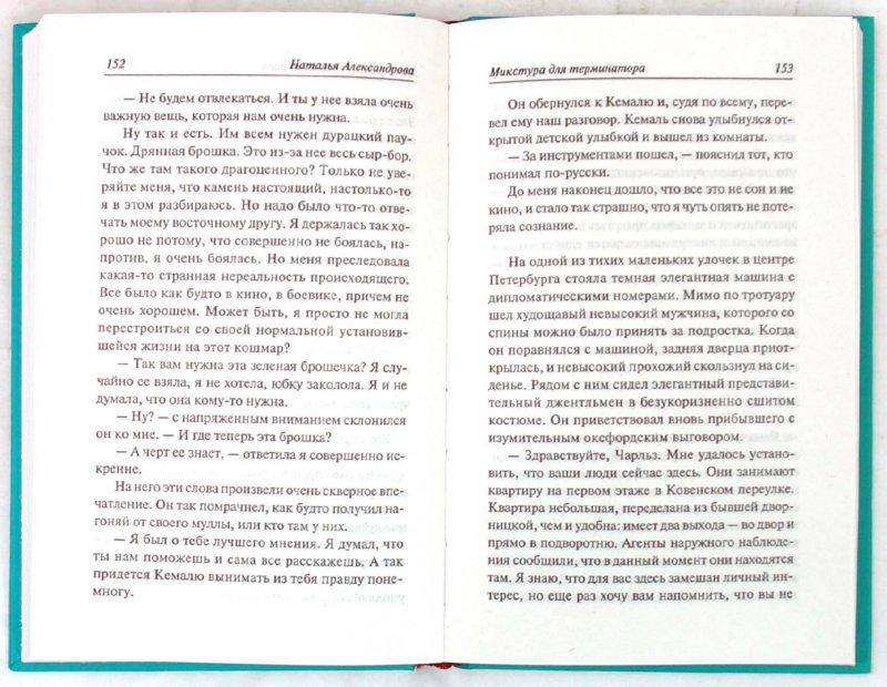 Иллюстрация 1 из 5 для Микстура для терминатора - Наталья Александрова   Лабиринт - книги. Источник: Лабиринт