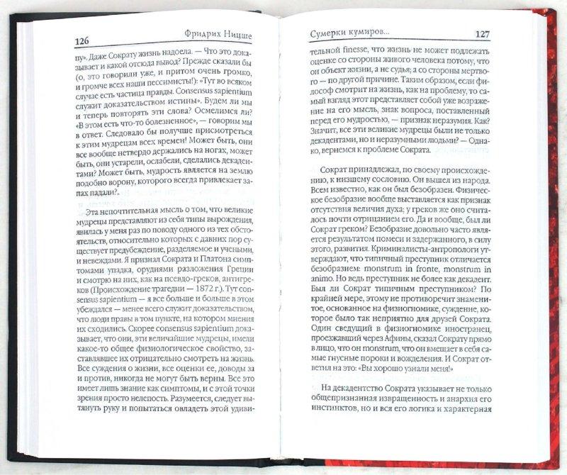 Иллюстрация 1 из 9 для О пользе и вреде истории для жизни. Сумерки кумиров, или Как философствовать молотом. - Фридрих Ницше | Лабиринт - книги. Источник: Лабиринт