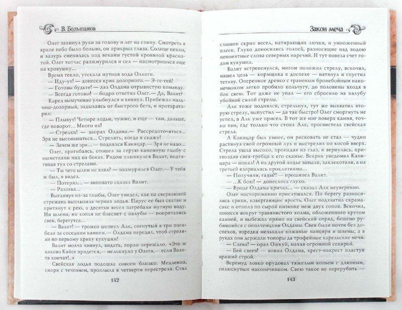 Иллюстрация 1 из 11 для Закон меча - Валерий Большаков | Лабиринт - книги. Источник: Лабиринт