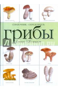 Справочник-определитель. Грибы. Более 120 видов
