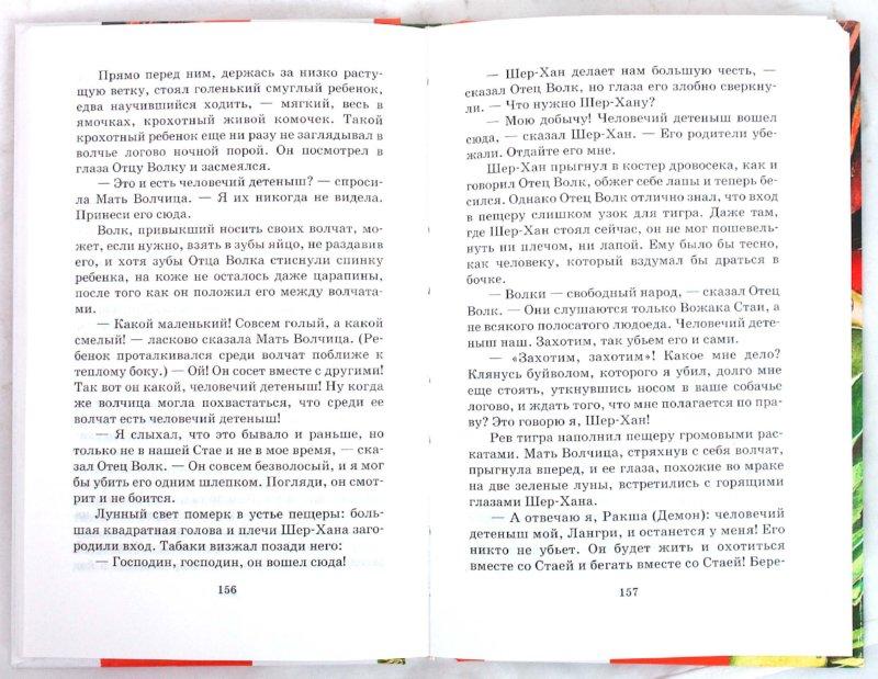 Иллюстрация 1 из 5 для Маугли: Сказки и повесть-сказка - Редьярд Киплинг | Лабиринт - книги. Источник: Лабиринт