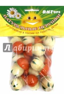 Счетный материал грибы (12 шт.) (Д-332)