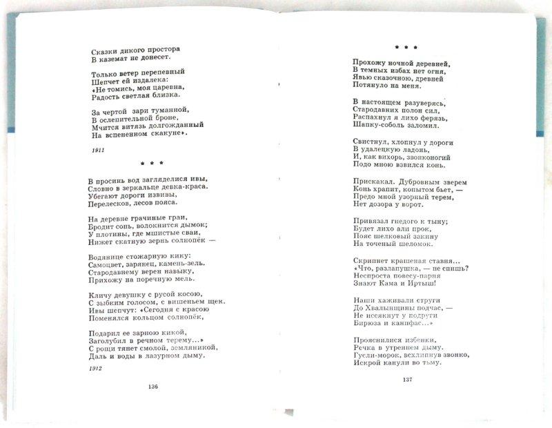 Иллюстрация 1 из 8 для Поэты Серебряного века | Лабиринт - книги. Источник: Лабиринт