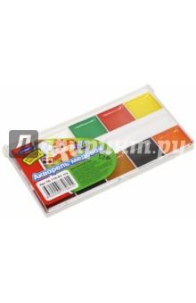 Краски акварельные медовые, 10 цветов (FA-110-An) CULLINAN