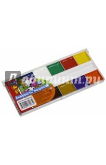 Краски акварель медовые 12 цветов (FA-112-DALM)