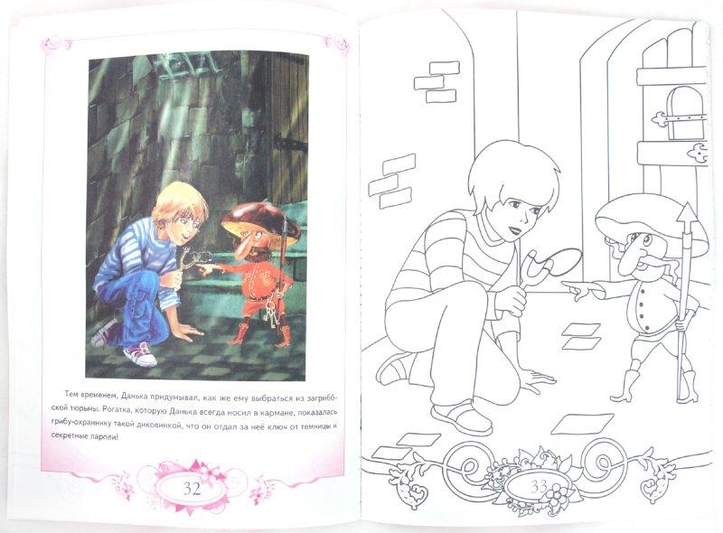 Иллюстрация 1 из 9 для Книжка-раскраска: Сокровище Забытого Острова | Лабиринт - книги. Источник: Лабиринт