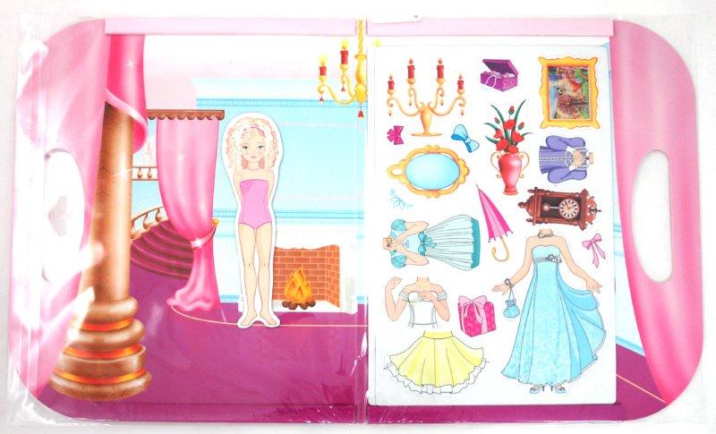 Одень Куклу 1