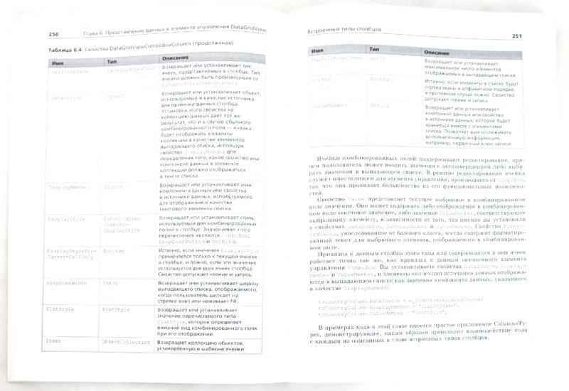 Иллюстрация 1 из 43 для Привязка данных в Windows Forms - Брайан Нойес | Лабиринт - книги. Источник: Лабиринт