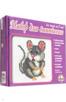 Набор для вышивания Мышонок (00388) 2291 набор для вышивания nitex 22х22