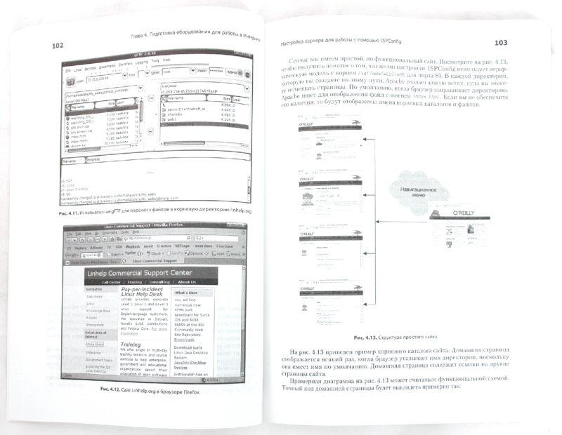 Иллюстрация 1 из 31 для Системное администрирование в Linux - Адельштайн, Любанович | Лабиринт - книги. Источник: Лабиринт