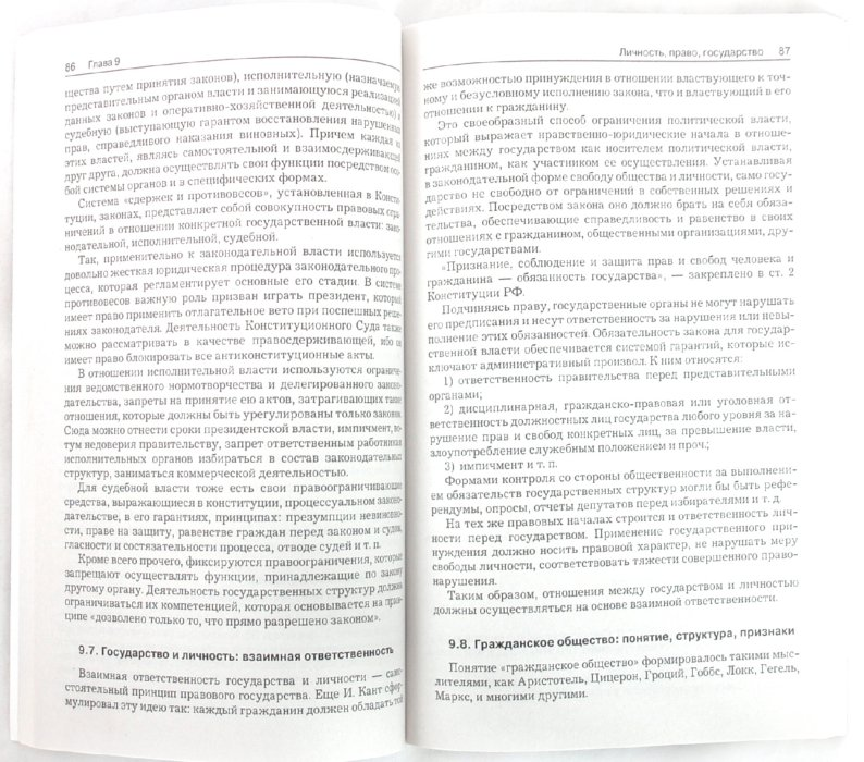 Иллюстрация 1 из 5 для Теория государства и права. Элементарный курс - Малько, Нырков, Шундиков | Лабиринт - книги. Источник: Лабиринт