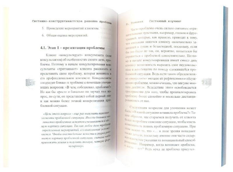 Иллюстрация 1 из 13 для Системный коучинг. Целеориентированный подход в консультировании - Нино Томашек | Лабиринт - книги. Источник: Лабиринт