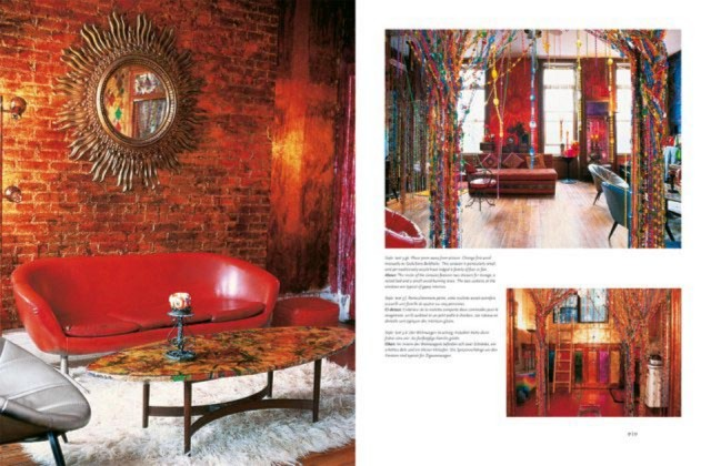 Иллюстрация 1 из 3 для New New York Interiors - Peter Webster   Лабиринт - книги. Источник: Лабиринт