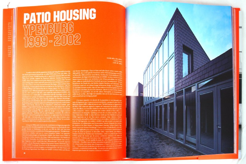 Иллюстрация 1 из 55 для Architecture in the Netherlands - Philip Jodidio | Лабиринт - книги. Источник: Лабиринт