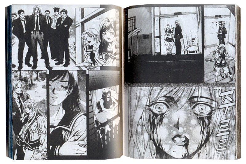 Иллюстрация 1 из 30 для Возвращение зла. Том 3 - Джун Ли | Лабиринт - книги. Источник: Лабиринт
