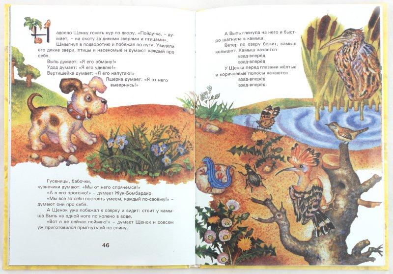 Иллюстрация 1 из 27 для Сказки и рассказы о животных - Виталий Бианки | Лабиринт - книги. Источник: Лабиринт