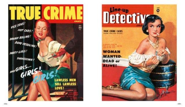 Иллюстрация 1 из 3 для True Crime Detective Magazines 1924-1969 - Godtland, Gerald, Hagenauer | Лабиринт - книги. Источник: Лабиринт