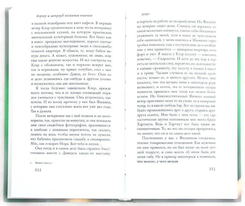 Иллюстрация 1 из 2 для Кошачьи язычки - Боргер, Штрауб   Лабиринт - книги. Источник: Лабиринт