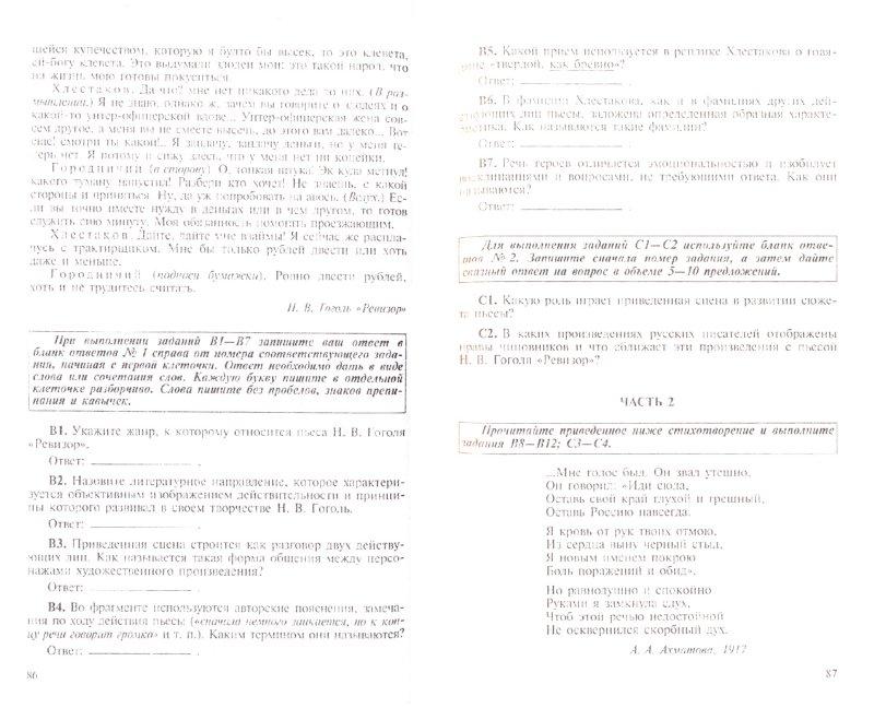 Иллюстрация 1 из 3 для Самое полное издание типовых вариантов реальных заданий ЕГЭ-2010. Литература - Сергей Зинин | Лабиринт - книги. Источник: Лабиринт