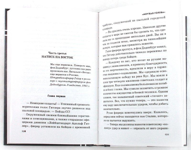 Иллюстрация 1 из 5 для Мертвая голова - Лео Кесслер | Лабиринт - книги. Источник: Лабиринт