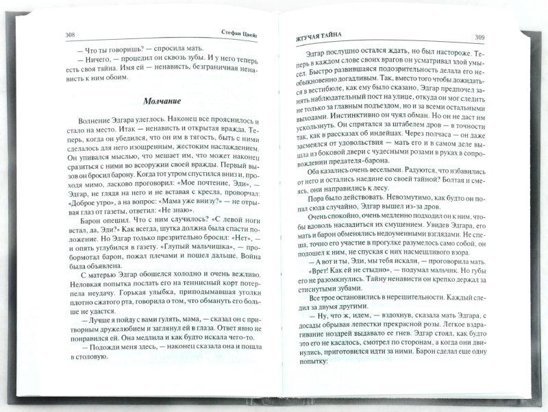 Иллюстрация 1 из 18 для Собрание сочинений. В 8 т. Т.1. Амок; Жгучая тайна; Смятение чувств; Легенды - Стефан Цвейг   Лабиринт - книги. Источник: Лабиринт