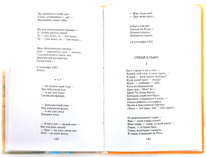 Иллюстрация 1 из 3 для Избранное. Стихотворения и поэмы - Марина Цветаева | Лабиринт - книги. Источник: Лабиринт