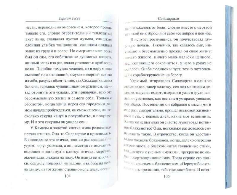 Иллюстрация 1 из 10 для Сиддхартха - Герман Гессе | Лабиринт - книги. Источник: Лабиринт