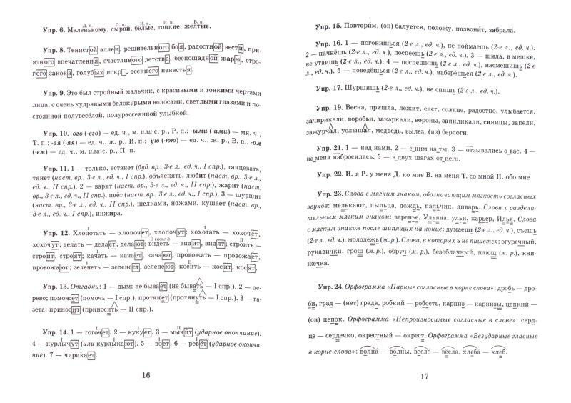 Иллюстрация 1 из 23 для Запомни правило и вставь букву. 4 класс - Ирина Стронская | Лабиринт - книги. Источник: Лабиринт