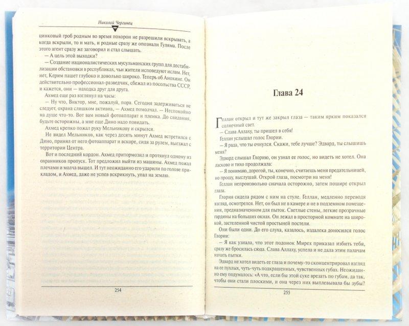 Иллюстрация 1 из 4 для Илоты безумия - Николай Чергинец | Лабиринт - книги. Источник: Лабиринт