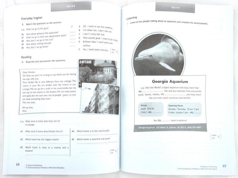 Иллюстрация 1 из 13 для Английский язык. Английский в фокусе. 6 класс. Контрольные задания - Ваулина, Дули, Подоляко, Эванс | Лабиринт - книги. Источник: Лабиринт