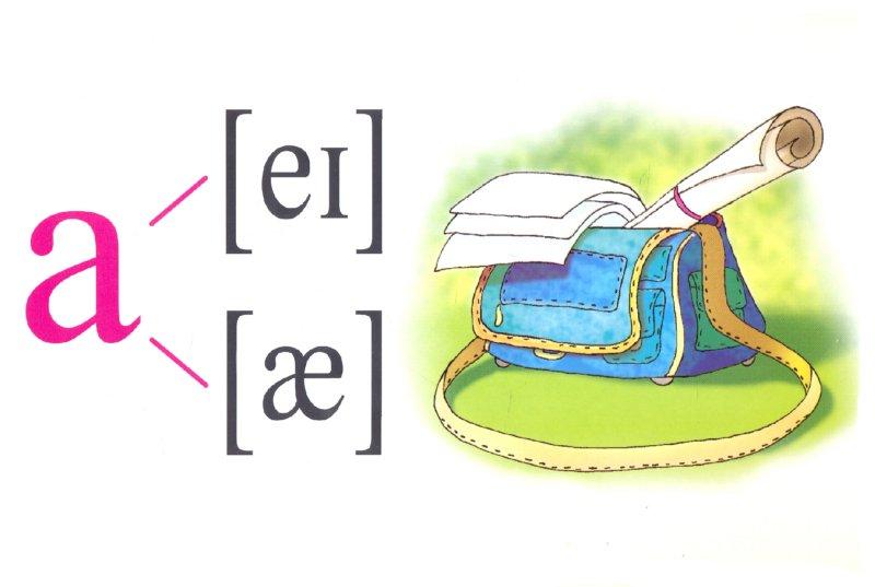 Иллюстрация 1 из 5 для Тематические карточки. Буквы и звуки (Letters and Sounds) | Лабиринт - книги. Источник: Лабиринт