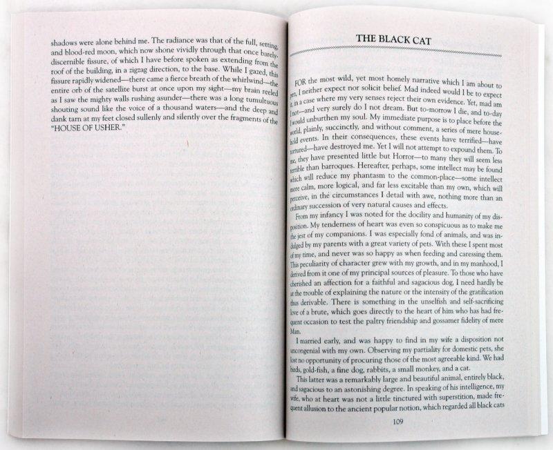 Иллюстрация 1 из 5 для Новеллы (на английском языке) - Edgar Poe | Лабиринт - книги. Источник: Лабиринт