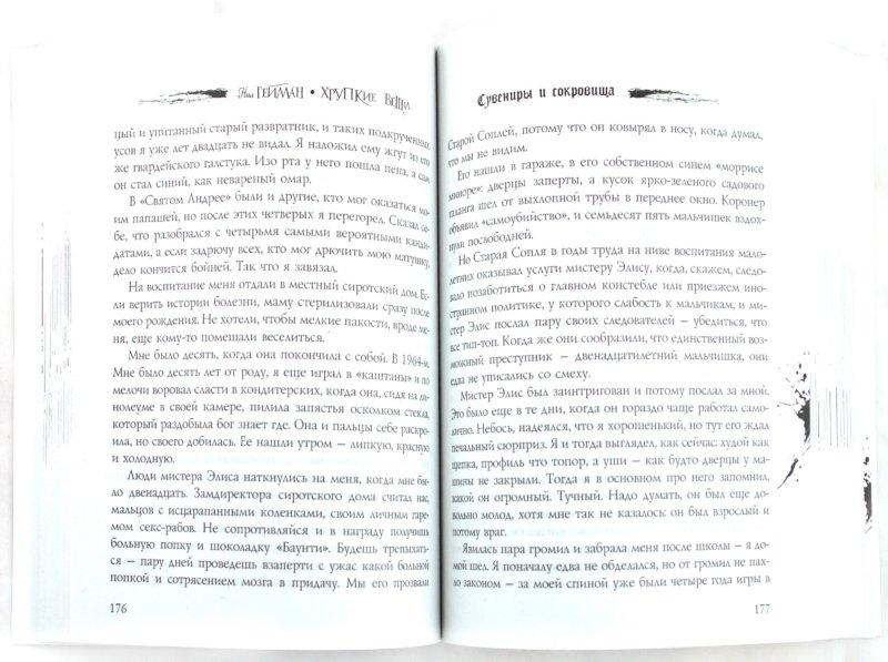 Иллюстрация 1 из 27 для Хрупкие вещи - Нил Гейман | Лабиринт - книги. Источник: Лабиринт