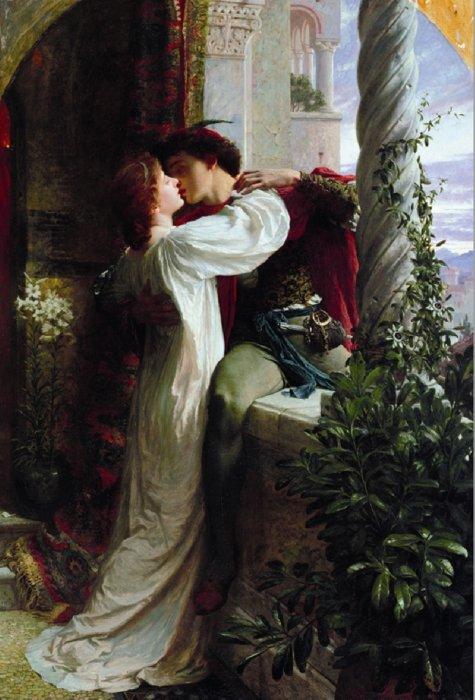 Иллюстрация 1 из 2 для Пазл-3000 Ромео и Джульетта (14124)   Лабиринт - игрушки. Источник: Лабиринт