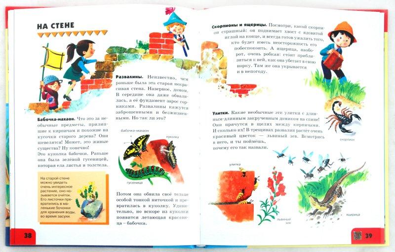 Иллюстрация 1 из 35 для Живая природа | Лабиринт - книги. Источник: Лабиринт