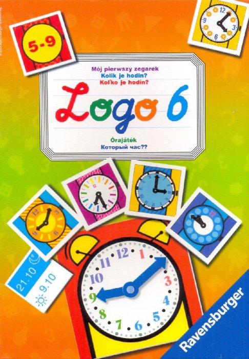 Иллюстрация 1 из 8 для Настольная игра Logo 6 | Лабиринт - игрушки. Источник: Лабиринт