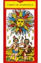 Обложка Таро Марсельское (руководство на английском языке + карты)