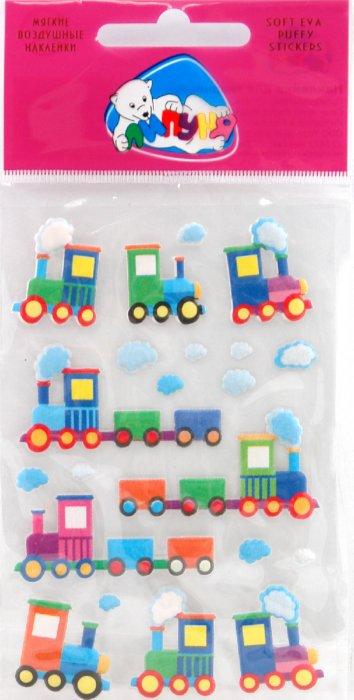 Иллюстрация 1 из 3 для Паровозы (SEPS003) | Лабиринт - игрушки. Источник: Лабиринт