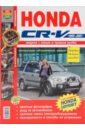 Honda CR-V (1995-2001). Эксплуатация, обслуживание, ремонт